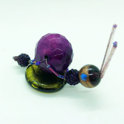Susan the Purple Snail