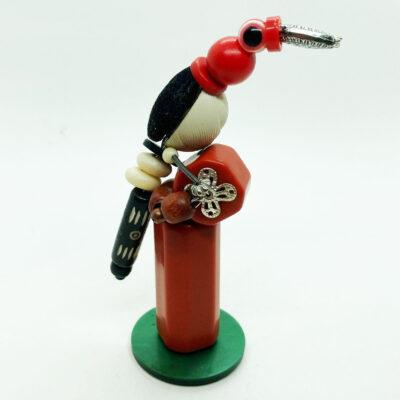 Rhian the Red Headed Woodpecker