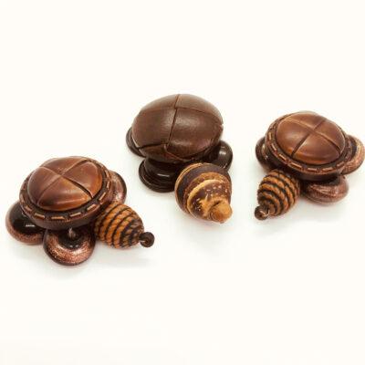 Terry, Tony and Tina the Tortoises