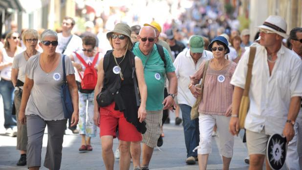 Tourist arrivals up, hotel bednights down in May