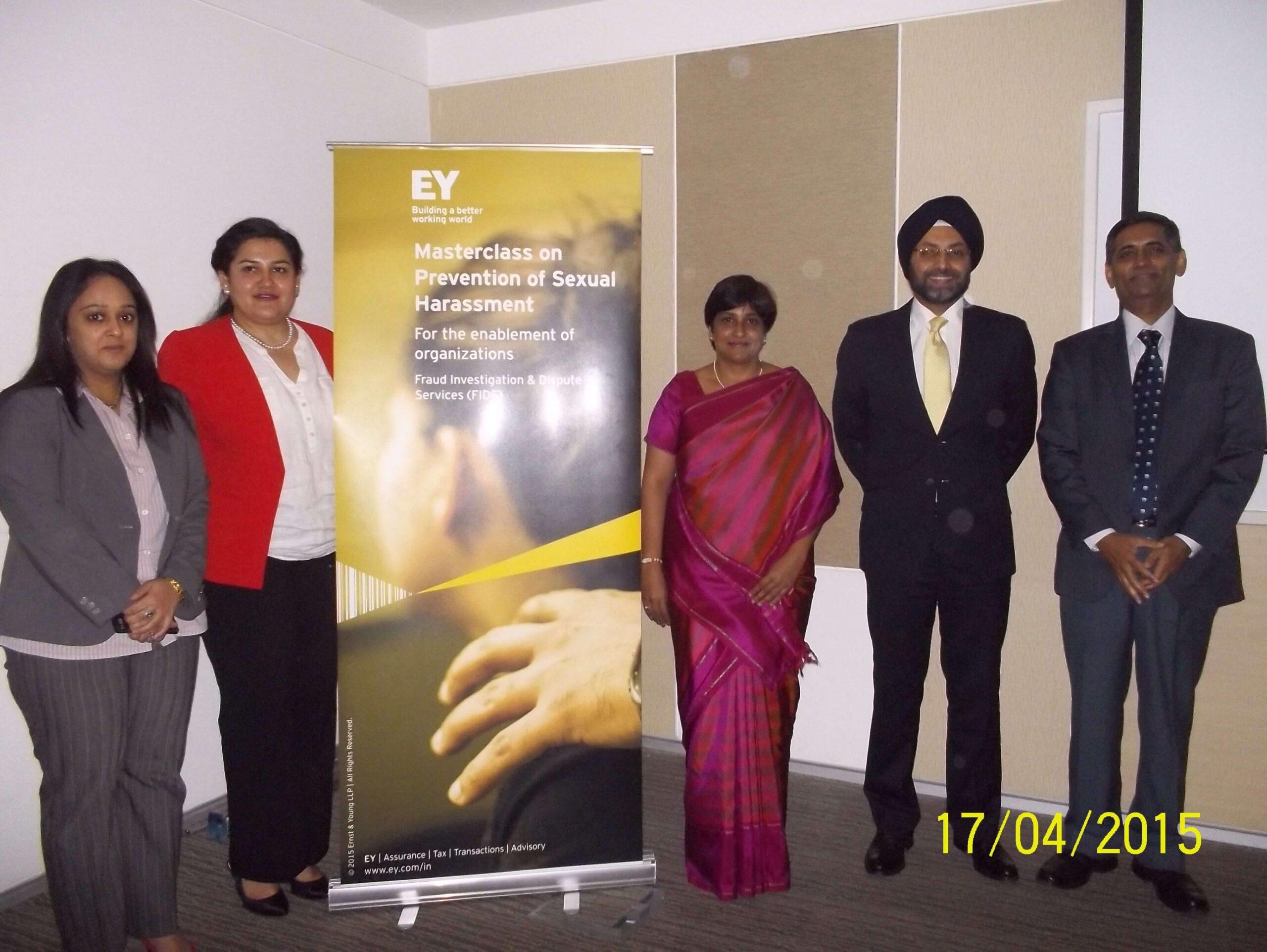 POSH Workshop @ EY Mumbai