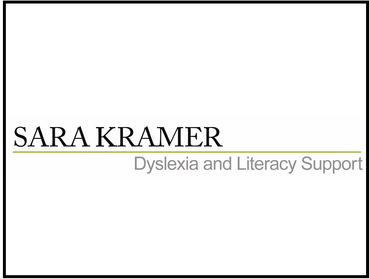 Dyslexia & Literacy Support