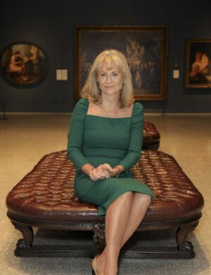 The Wick - Alison Myners Portrait