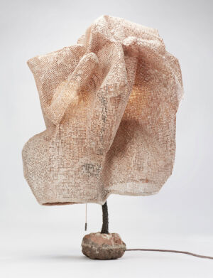The Wick - Cocoon Lamp, Nacho Carbonell © The Carpenters Gallery