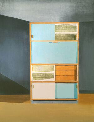 The Wick - Cupboard, Richard Baker