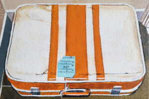The Wick - Suitcase, Richard Baker