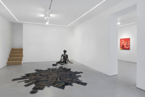 The Wick - Time Takes a Cigarette, Josh Lilley Gallery