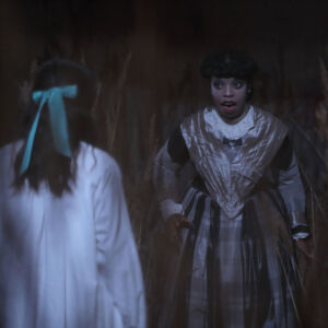 The Wick - Alys Mererid Roberts as The Governess Francesca Chiejina as Miss Jessel