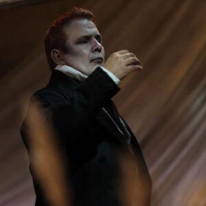 The Wick - Robert Murray as Peter Quint