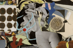 The Wick - Eileen Agar: Angel of Anarchy at Whitechapel Gallery  Erotic Landscape 1942 Doug Atfield