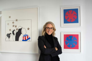 The Wick - Nicola Green with Unity at Zuleika Gallery