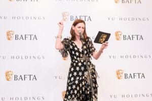 The Wick - Amanda Berry Breakthrough China Launch,  Courtesy of BAFTA