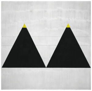 The Wick - Agnes Martin, Untitled #1, 2003