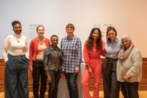 The Wick - Community creators of the Journeys display at Dulwich Picture Gallery