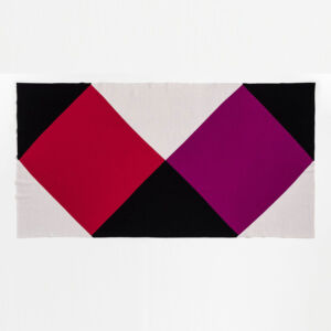 The Wick - Fashion Max Bill Geelong Blanket x Hauser & Wirth