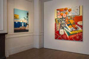 The Wick - Hilary Pecis: Piecemeal Rhythm  Timothy Taylor, London