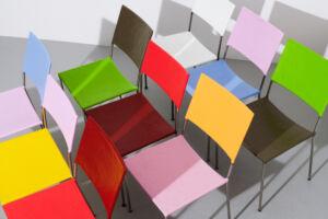 The Wick - Künstlerstuhl (Artist's Chair), Franz West