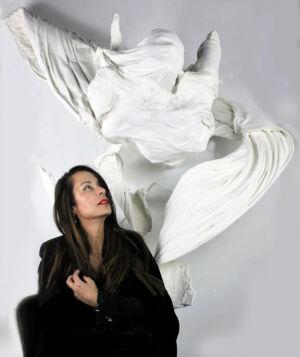 The Wick - Jasmine Pradissitto with Breathe Portrait