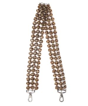 The Wick - Fashion Stefan Cooke Brown Button Strap