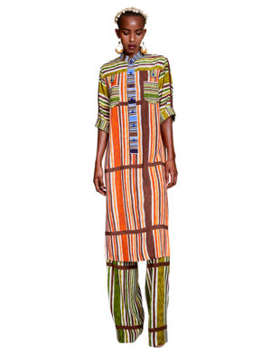 The Wick - Duro Olowu, Spring/Summer Collection 2021