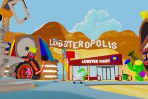 The Wick - Lobsteropolis City, Philip Colbert