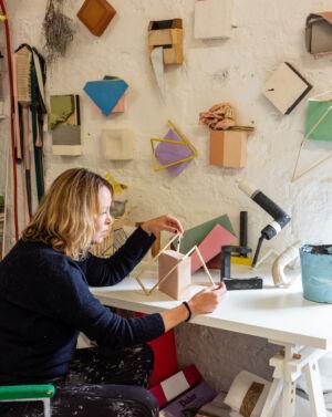 The Wick - Andrea V Wright Studio Portrait
