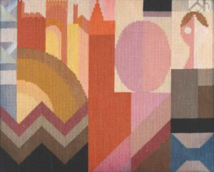 The Wick - Embroidery, c. 1920