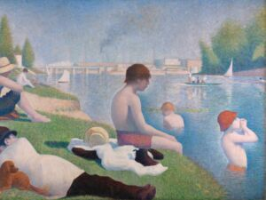 The Wick - Discover Bathers at Asnières