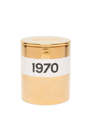The Wick - 1970 large-scented candle, Bella Freud