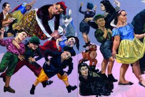 The Wick - Cast of Characters from Snow White