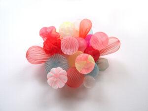 The Wick - Jewellery Bubble, warm (2020), Mariko Kusumoto