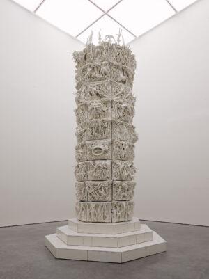 The Wick - Rachel Kneebone, 399 Days, 2012-13. Courtesy European Collection. Photo © Stephen White, courtesy White Cube.