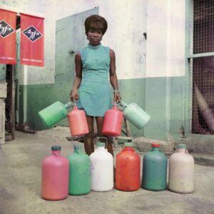 The Wick - Sick Hagemeyer shop assistant, Accra Courtesy Autograph, 1971.