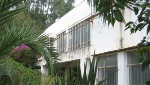 The Wick - A House in Cap Martin, film still Laura Gannon