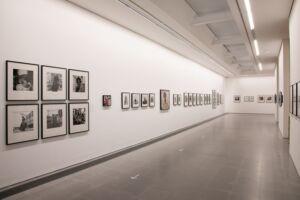 The Wick - James Barnor: Accra/London - A Retrospective (Installation view, 19 May – 24 October 2021, Serpentine) Photograph: Zoe Maxwell