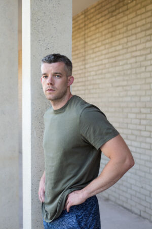 The Wick - Russell Tovey by Jason Dimmock