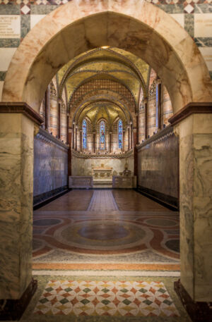 The Wick - Fitzrovia Chapel