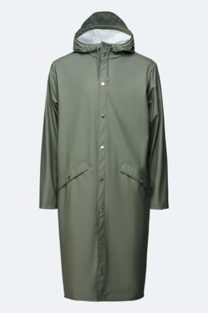 The Wick - Fashion Longer Jacket, Rains Mac