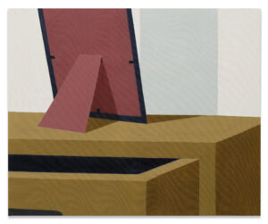The Wick - Henni Alftan*, Nightstand, 2021, Courtesy the artist and Karma, New York