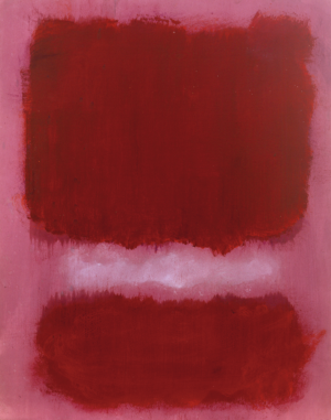 The Wick - Mark Rothko, 'Untitled', 1968. Copyright © 2020 by Kate Rothko Prizel and Christopher Rothko. Courtesy Pace Gallery.