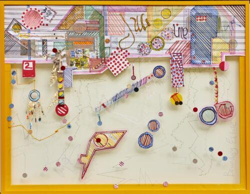 The Wick - Boundary Estate by Liaqat Rasul from the RA Summer Show (Daniel Farmer)