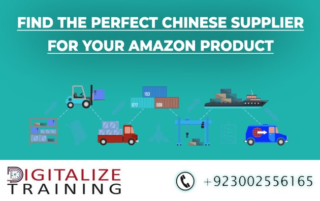 Chinese supplier for Amazon