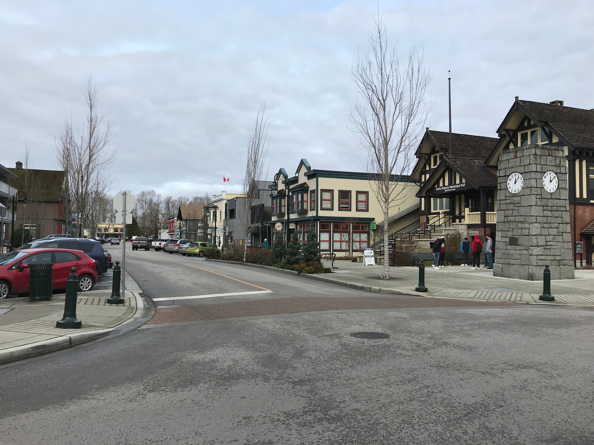 Big changes pitched for Ladner Village, again