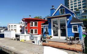 B.C. float home residents live dream life on the water