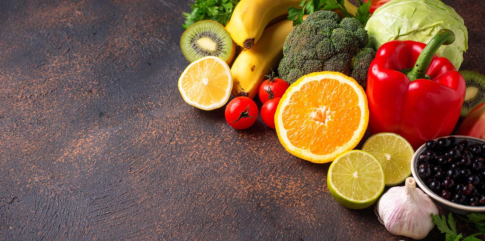 Vitmain C Foods