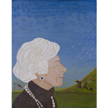 Mary Ellis by Heather Bowring