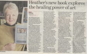 Chichester Observer interview