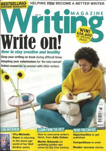 Writers magazine