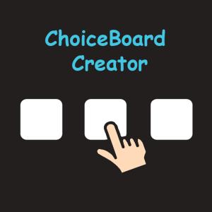 choiceboard creator