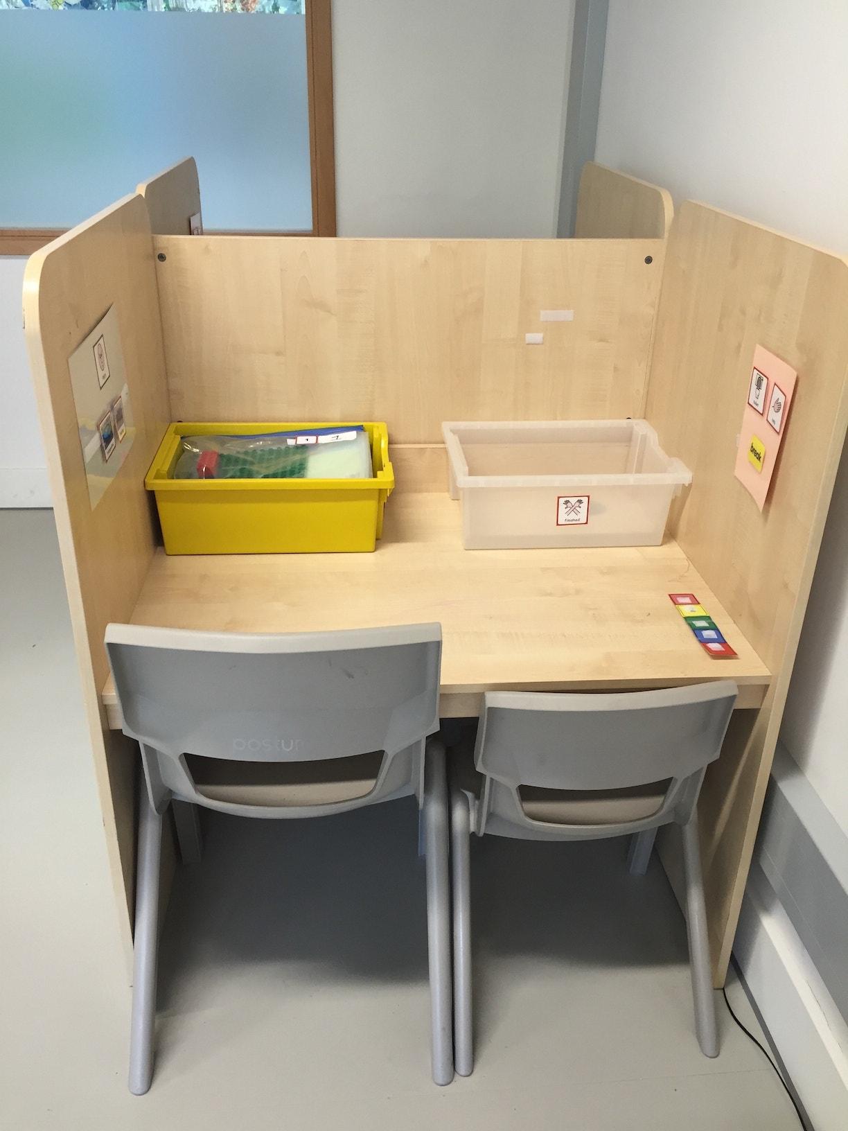 workstation asd teacher
